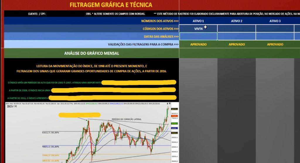 planilha de check list 1024x558 - Profissão Trader - Como Estou Ensinando Meu Filho A Se Tornar Um Trader Vencedor.