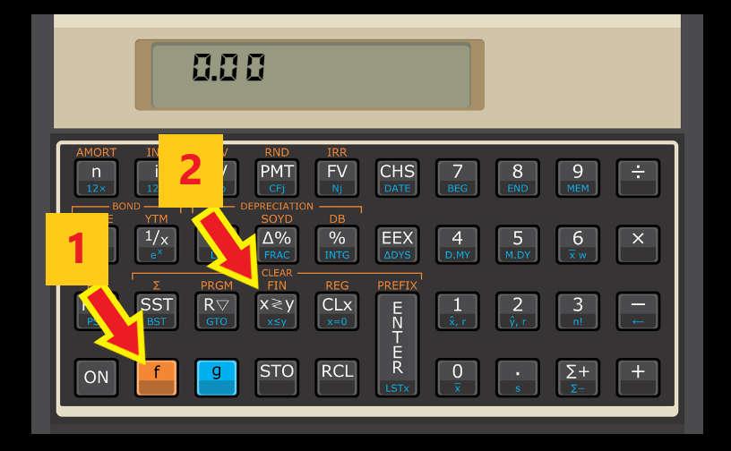 calculando juros compostos na calculadora HP12c passo 1 - Juros Compostos - O Que São? Para Que Servem? Como Calcular?
