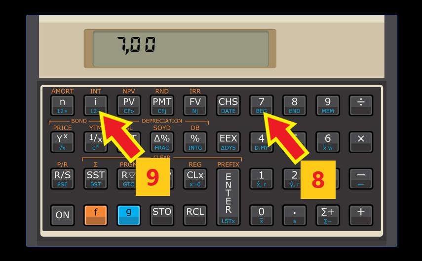 calculando juros compostos na calculadora HP12c passo 4 - Juros Compostos - O Que São? Para Que Servem? Como Calcular?
