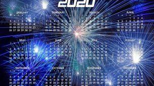 calendário oficial de feriados de 2020 da Bolsa De Valores [B3]