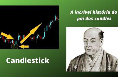 Candlestick – A Incrível História Do Pai Dos Candles.