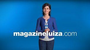 ações do magazine Luíza