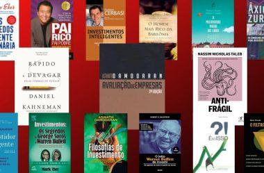 Livros Sobre Investimentos Recomendados Pelo Clube Patrimônio.